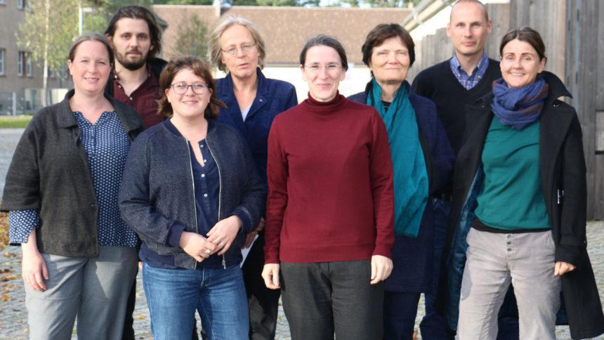 Die Forschungsgruppe des VW-Projekts.