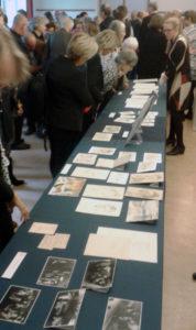 Präsentation ausgewählter Objekte der Ravensbrück-Sammlung an der Univesitätsbibliothek