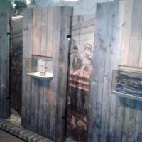 Blick in die Ravensbrück-Ausstellung des Museum Kulturen