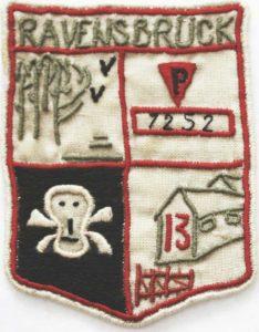 Emblem von Stanislawa Schönemann-Łuniewska. Foto: Dr. Sabine Arend. MGR/SBG V725 D5.