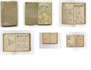 """""""Notizbuch"""", Fotos: Erstdokumentation/Sachsenhausen/Inventarnummer 06.00053"""