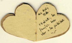"""Miniatur-Poesiealbum"". Foto: MGR/SBG V2196 F2"